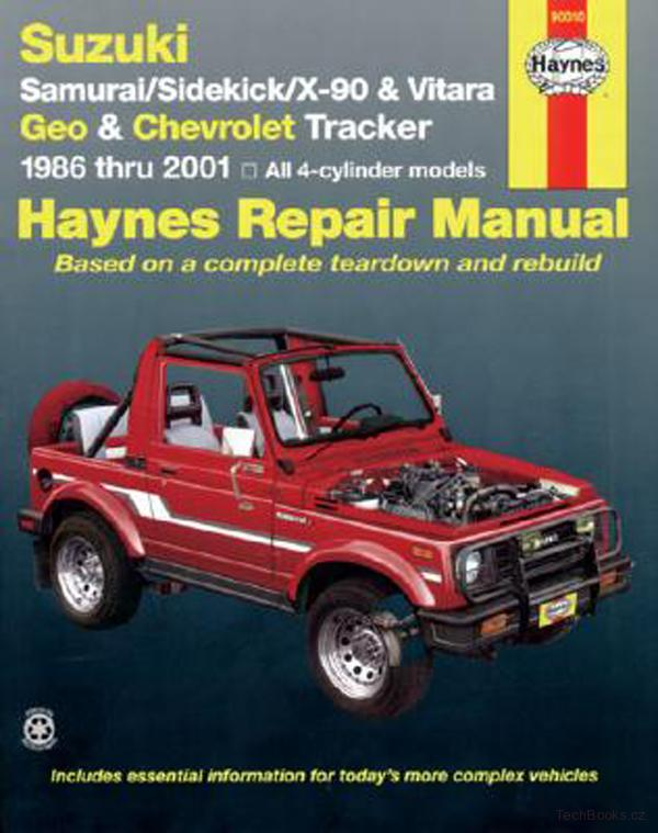 Suzuki Alto Haynes Workshop Manual