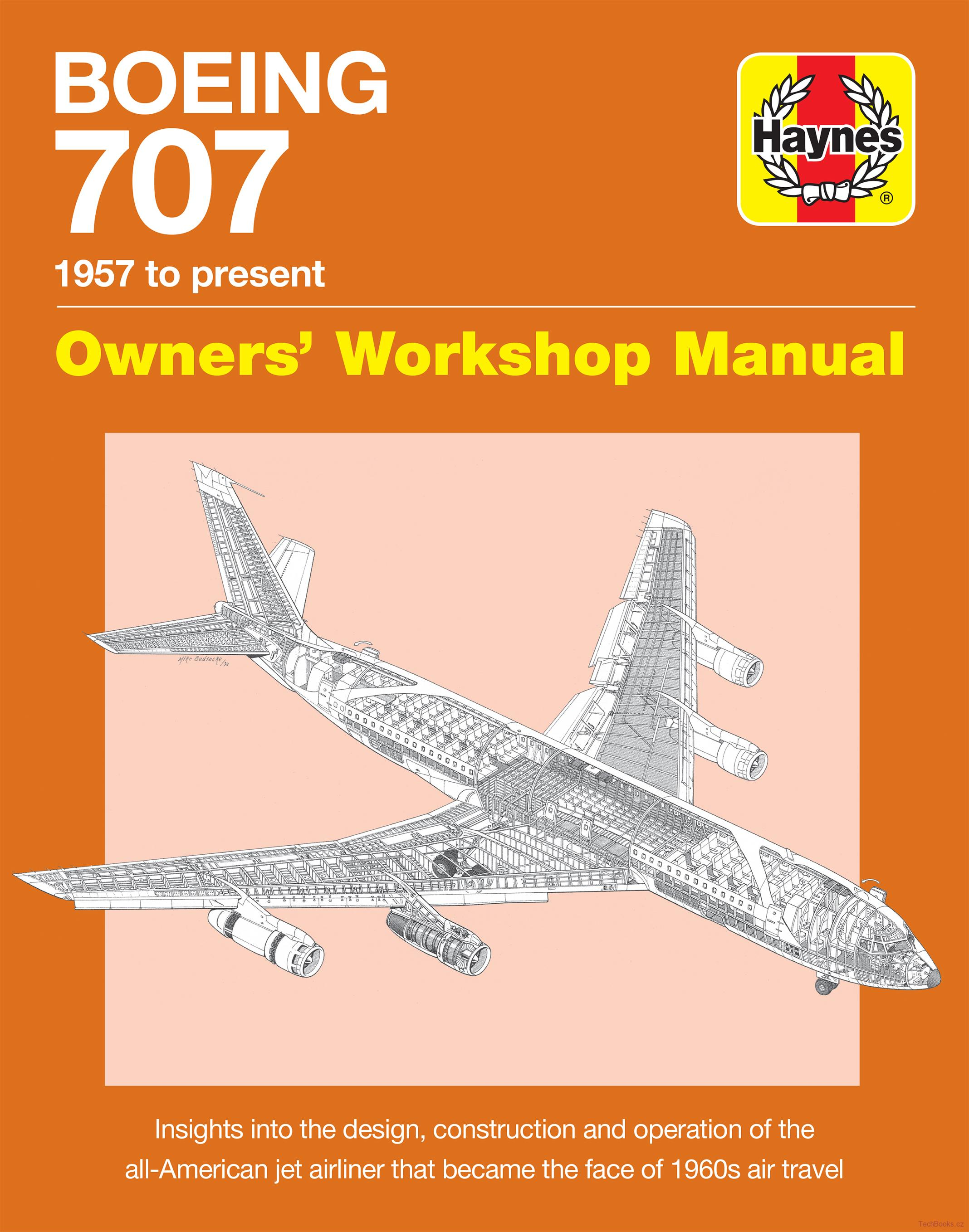 Boeing 707 Manual (1957 to present)