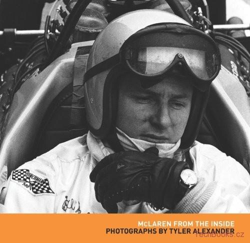 McLaren from the Inside - Photographs by Tyler Alexander