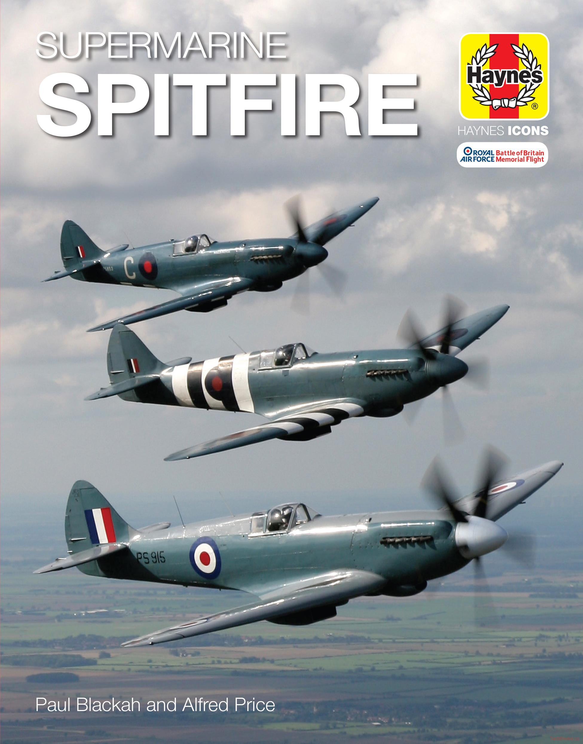 Supermarine Spitfire - Icon manual