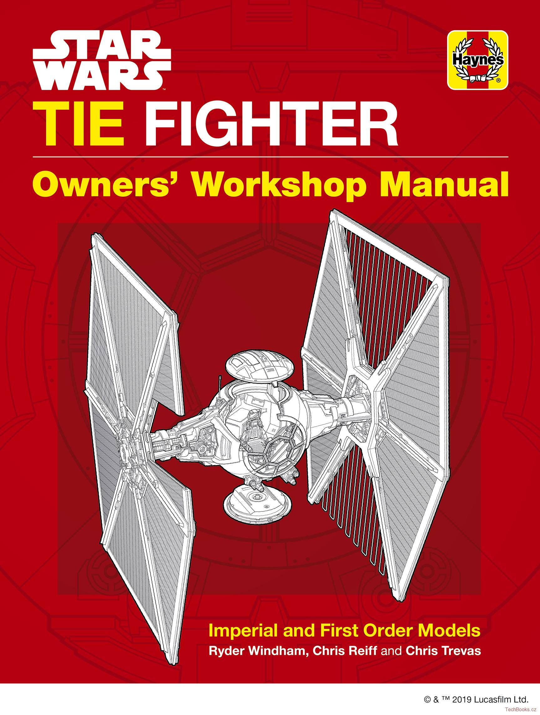 Star Wars TIE Fighter - Imperial and First Order Models