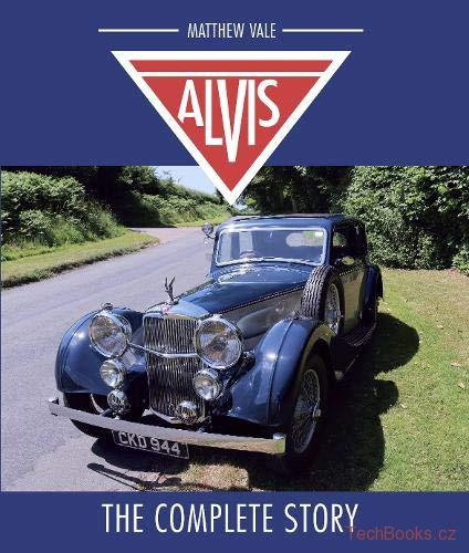 Alvis - The Complete Story