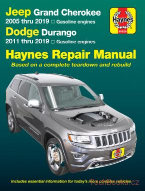 Jeep Grand Cherokee (05-19) / Dodge Durango (11-19)