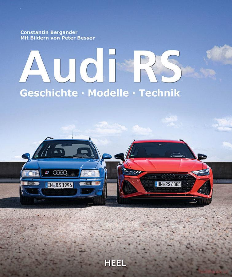 Audi RS - Die High Performance Modelle