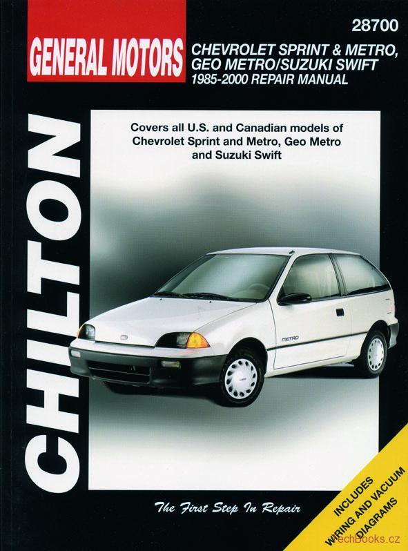 Chevrolet Sprint/Metro, GEO Metro & Suzuki Swift (85-00)