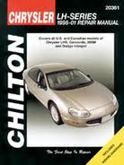 Chrysler LHS/Concorde/300M/Dodge Intrepid (98-01)