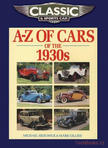 A-Z of Cars of the 1930s