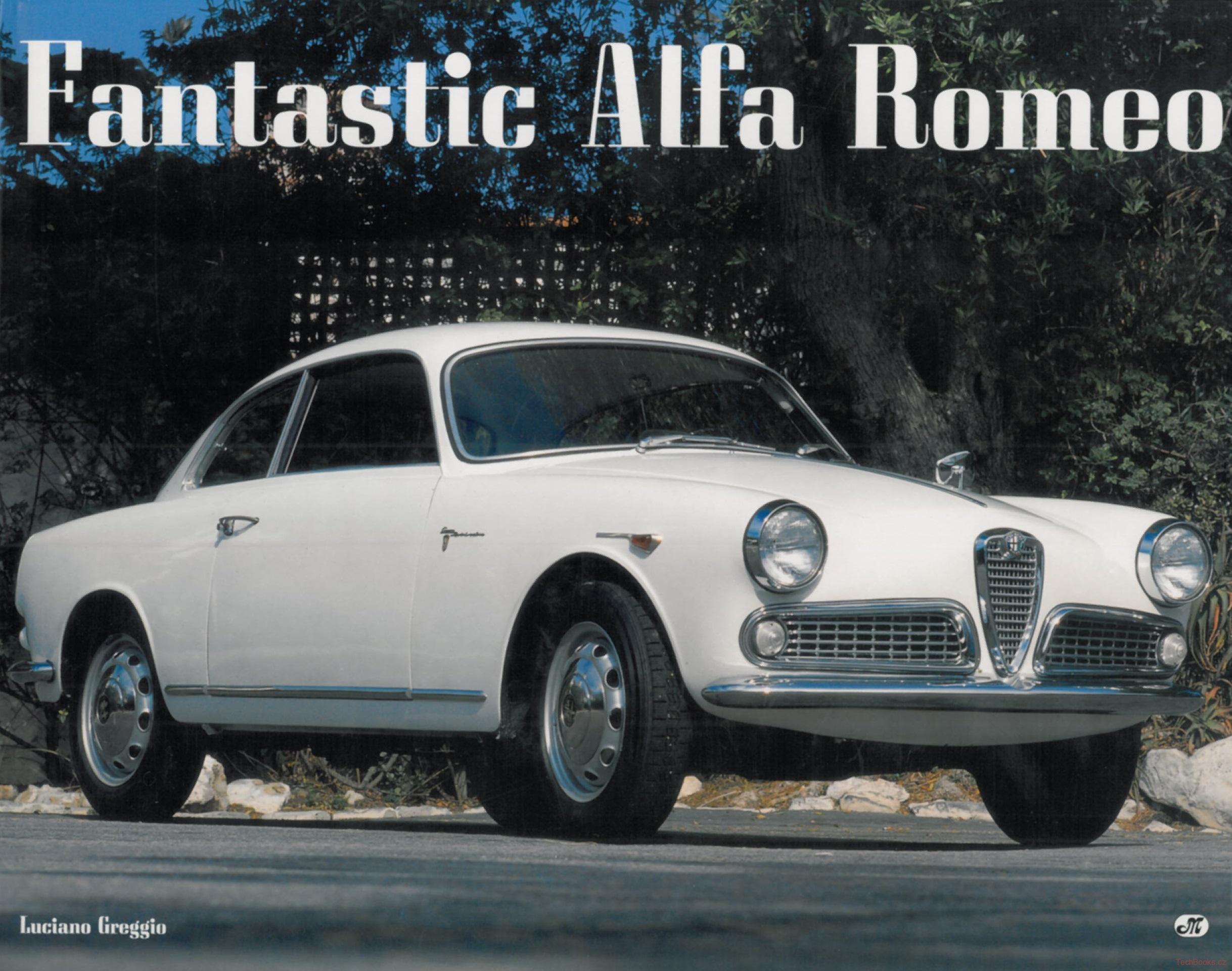 Fantastic Alfa Romeo
