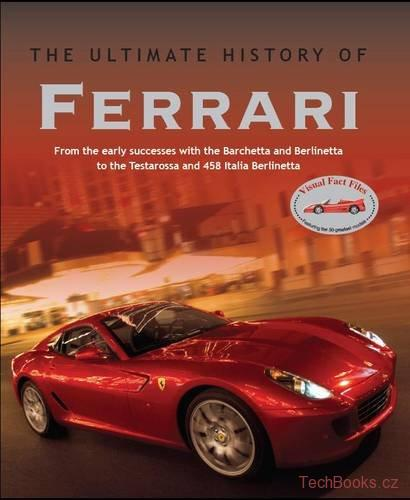 The Ultimate History of Ferrari (SLEVA)