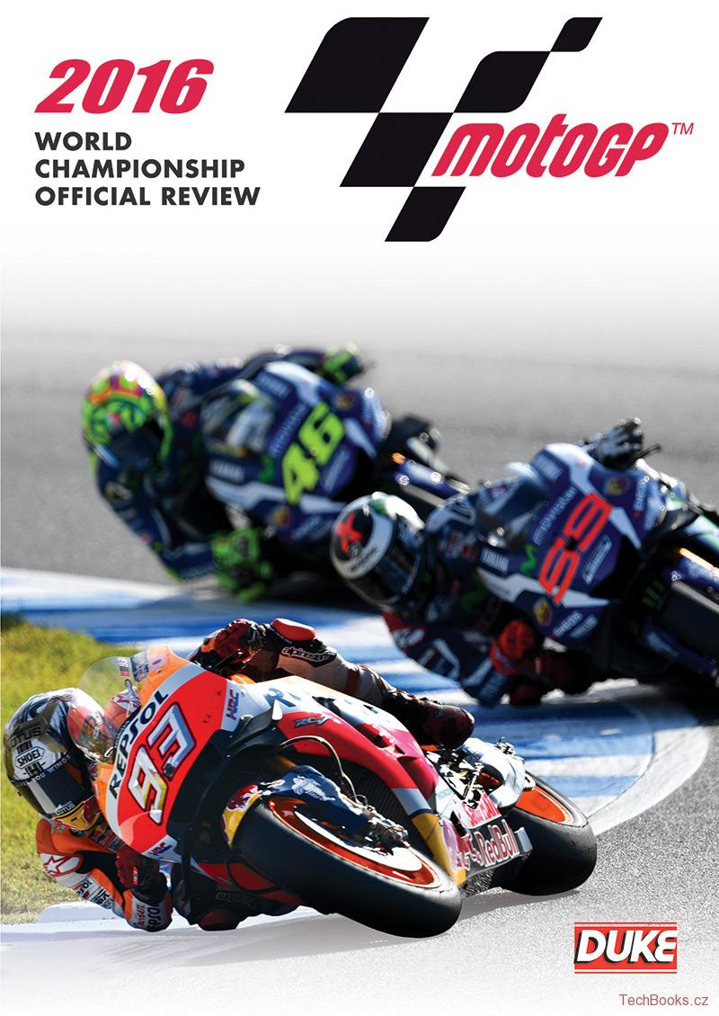 DVD: MotoGP 2016 Review