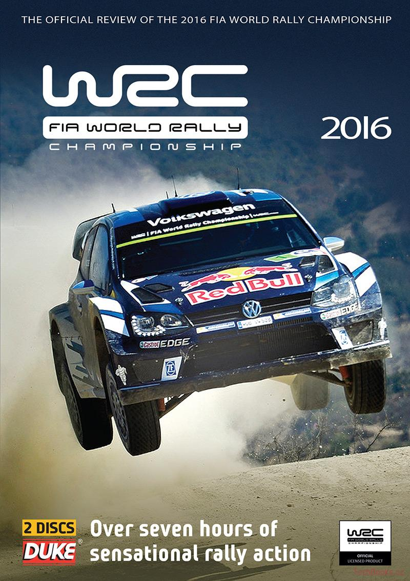 DVD: WRC World Rally Championship 2016 Review