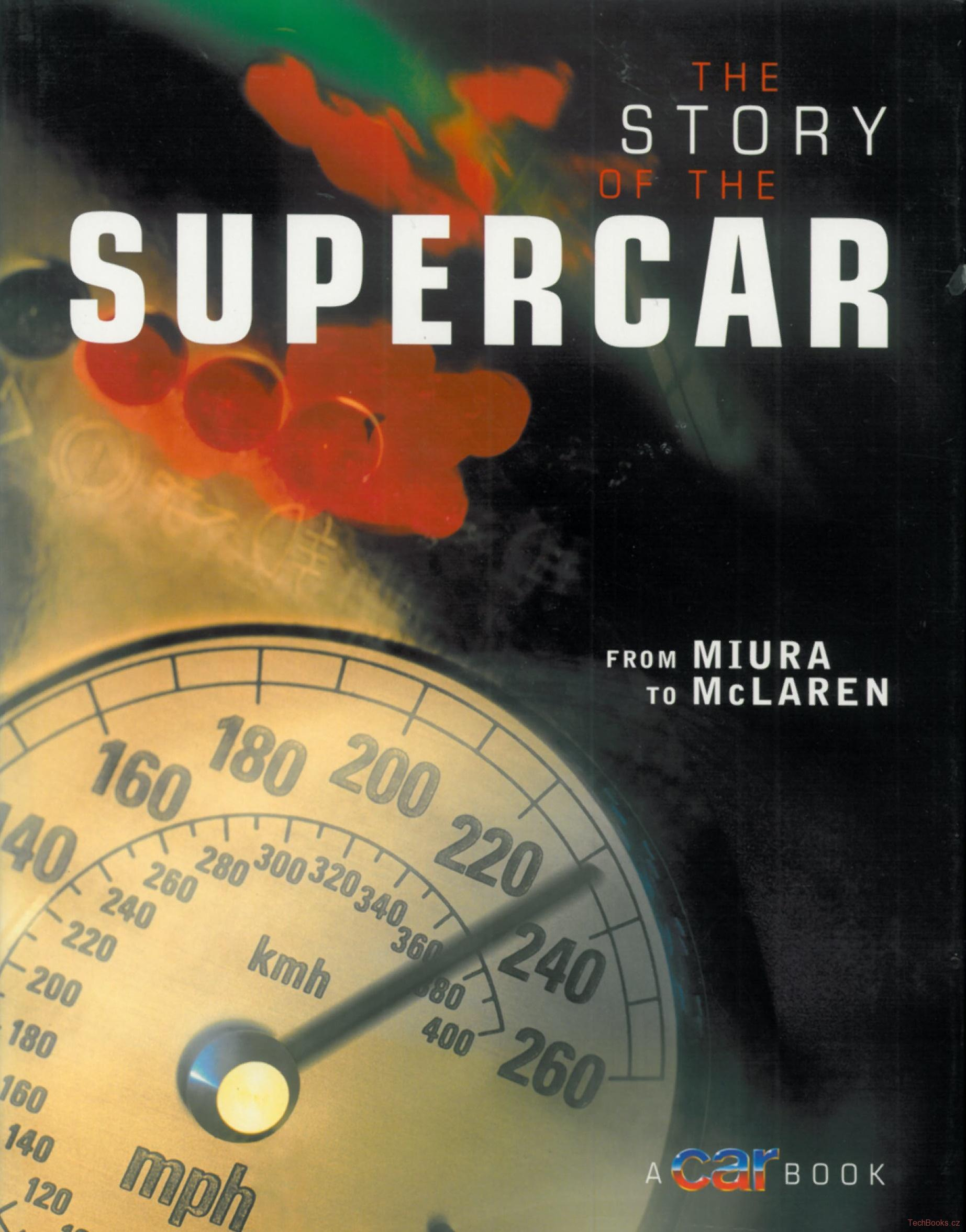 The Story Of The Supercar: From MIURA To McLAREN