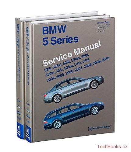 BMW 5-Series E60/E61 (04-10)