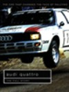 DVD: Audi Quattro: The full story