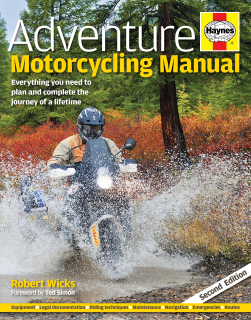Adventure Motorcycling (2nd Edition Paperback)