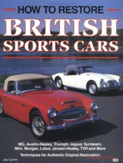 How to restore British Sports Cars (SLEVA)