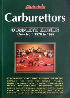 Autodata - Carburettors (Complete Edition, Cars from 1970 to 1992)