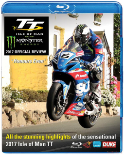 Blu-Ray: Isle of Man TT 2017 Official Review