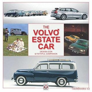 The Volvo Estate: Design Icon & Faithful Companion