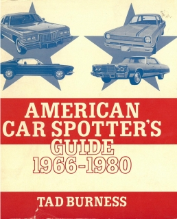 American Car Spotter's Guide, 1966-1980