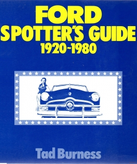 Ford Spotter's Guide, 1920-1980