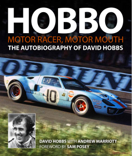 HOBBO Motor-racer, motor-mouth - The autobiography of David Hobbs