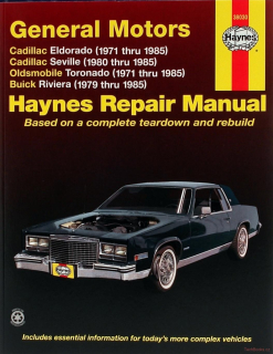 GM Buick / Cadillac / Oldsmobile (71-85)