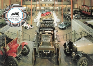 The National Motor museum at Beaulieu - Guide 1979