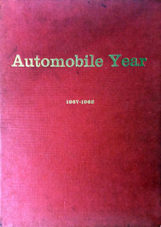 1967-1968 - Automobile Year Number 15