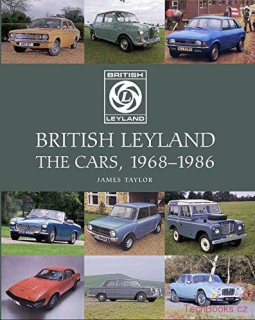 British Leyland The Cars 1968-1986