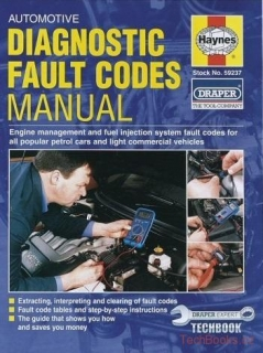 The Haynes Manual on Fault Codes  (diagnostika) (SLEVA)