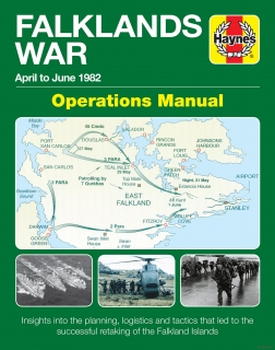 The Falklands War Manual, April to June 1982