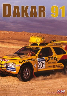 DVD: Paris Dakar Rally 1991