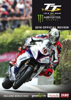 DVD: Isle of Man TT 2018 Official Review