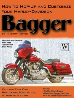 How to Hop-Up and Customize Your Harley-Davdson Bagger