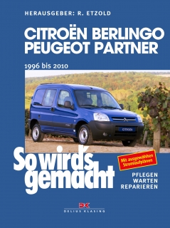 Citroen Berlingo / Peugeot Partner (96-10)
