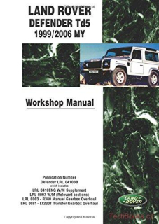 Land Rover Defender (99-06)