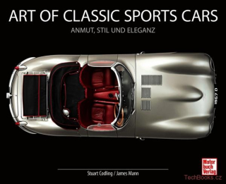 Art of Classic Sports Cars - Anmut, Stil und Eleganz