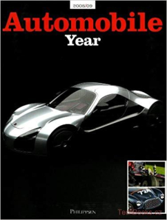 2008/09 - Automobile Year Number 56