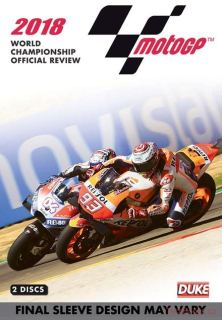 DVD: MotoGP 2018 Review