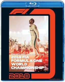 BLU-RAY: Formula 1 2018 Official Review