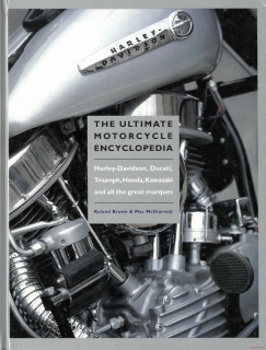 The Ultimate Motorcycle Encyclopedia