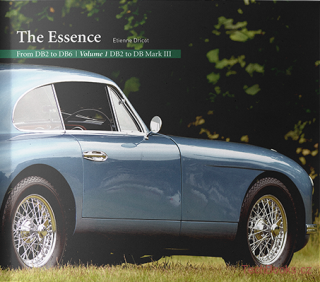 Aston Martin from DB2 to DB6 - The Essence