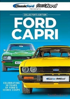 Ford Capri - Celebrating 50 Years of Ford's Iconic Coupé