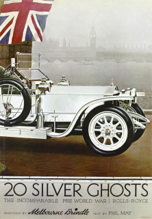 20 Silver Ghosts Rolls-Royce: The Incomparable Pre-World War I Motorcar 1907-19