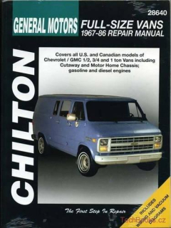 Chevrolet & GMC Full-size Vans (67-86)