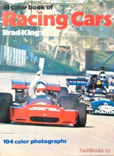 All color book of Racing Cars - 104 color photographs