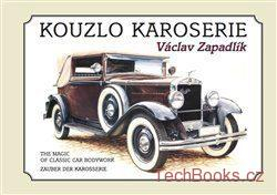 Kouzlo karoserie - The Magic of Classic Car Bodywork - Zauber der Karosserie