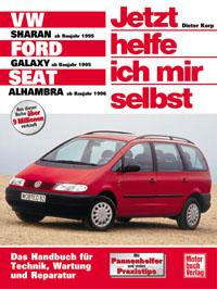 VW Sharan / Ford Galaxy / Seat Alhambra (od 1995)