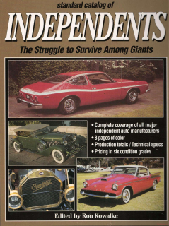 Standard Catalog of Independents